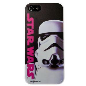 スマホカバー Slim Grip iPhone 5s/5 STAR WARS(ストームトルーパーフェイス)