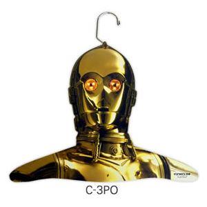 木製ハンガー C-3PO Cos-Me(コスミー)