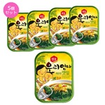 【韓国食品・おかず缶詰】センピョお母さんの味「エゴマの葉キムチさっぱり味」5個セットの詳細ページへ