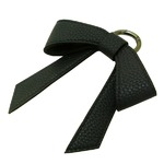 シンプルなBIGサイズリボンチャーム/ブラックの詳細ページへ