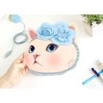 JETOY(ジェトイ) 顔型マウスパッド/ブルーローズの詳細ページへ