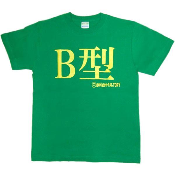 B型 Lサイズ グリーン