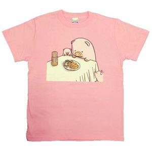 ブタ Lサイズ ピンク