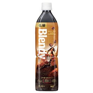 AGF ブレンディ ボトルコーヒー 低糖 1箱(900ml×12本)