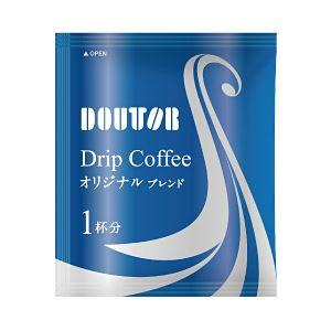 ドトール ドリップコーヒー オリジナルブレンド 1箱(50袋)