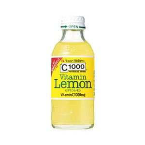 ハウスウェルネスフーズ C1000 ビタミンレモン 6本入