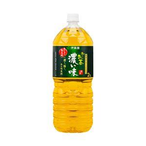 伊藤園 お~いお茶 濃い味 1箱(2L×6本)