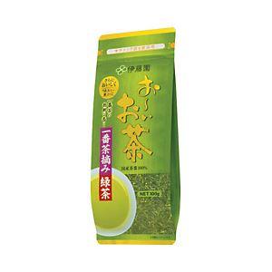 伊藤園 おーいお茶 一番茶摘み緑茶