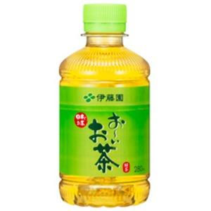 伊藤園 お~いお茶 緑茶 1箱(280ml×24本)