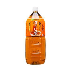 伊藤園 お~いお茶 焼きたての香り ほうじ茶 1箱(2L×6本)