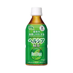 花王 ヘルシア緑茶 1箱(350ml×24本)