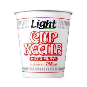 日清食品 カップヌードルライト 1箱(53g×12個)
