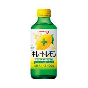 ポッカサッポロ キレートレモン 6本入