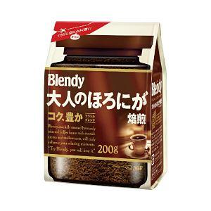 AGF ブレンディ ほろにが焙煎詰替用 1袋(200g)