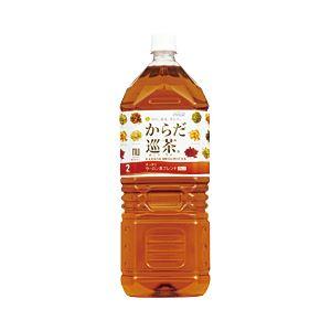 コカ・コーラ からだ巡茶 1箱(2L×6本)