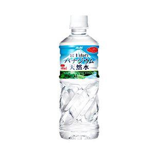 アサヒ 富士山のバナジウム天然水 1箱(530ml×24本)