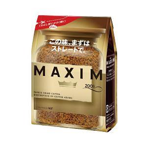 AGF マキシム 詰替用 1袋(200g)
