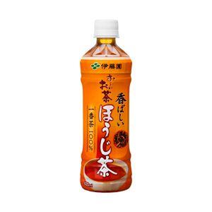 伊藤園 お~いお茶 焼きたての香り ほうじ茶 箱売 1箱(500ml×24本)