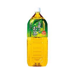 ポッカサッポロ 玉露入りお茶 箱売 1セット(2L×12本)