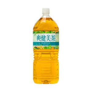 コカ・コーラ 爽健美茶 1セット(2L×12本)