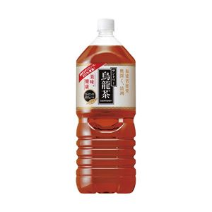 サントリー 烏龍茶 ペットボトル 1セット(2L×12本)