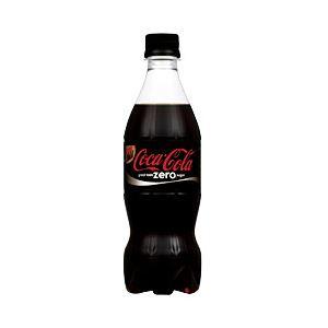 コカ・コーラ コカ・コーラ ゼロ 1箱(500ml×24本)
