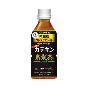伊藤園 カテキン 箱売 烏龍茶 1箱(350ml×24本)