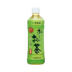 伊藤園 お~いお茶 緑茶 箱売 1セット(500ml×48本)