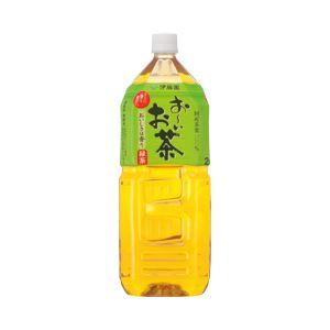 伊藤園 お~いお茶 緑茶 箱売 1セット(2L×12本)