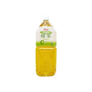 K-Price緑茶 1箱(2L×6本)