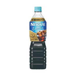 ネスレ ネスカフェ エクセラ ボトルコーヒー 甘さひかえめ 900ml 1箱(12本)