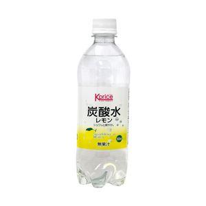 Kprice オリジナル 炭酸水(箱売) レモン 1箱(500ml×24本)