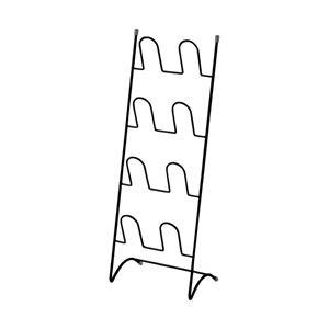 (業務用セット) FBC スリッパラック ブラック 型番:LD-WS-01(81300) 1台 【×3セット】