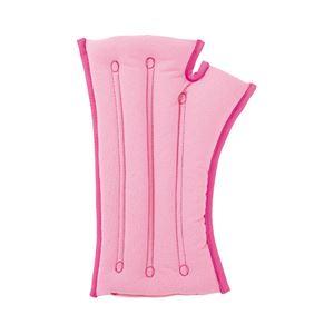 musshu(ムッシュ) 手首枕 サクラ咲く手首まくら(両手用) ピンク Mサイズ
