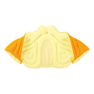 musshu(ムッシュ) 肩枕 サクラ咲く肩まくら オレンジ Lサイズ
