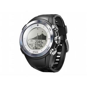 エプソン(EPSON) Wristable GPS for Trek MZ500S シルバー