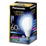 パナソニック LED電球プレミア60形810lm昼光色相当 一般電球タイプ LDA7DGZ60ESWの詳細ページへ
