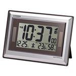シチズン ソーラー電波時計 掛・置兼用 8RZ182-019