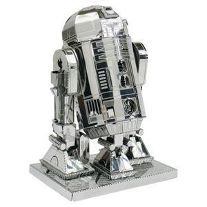 テンヨー SMN-01 メタリックナノパズル R2-D2(TM)