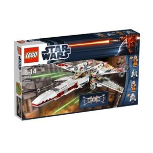 レゴジャパン 9493 X-ウイング・ファイター レッド中隊機 【LEGO】