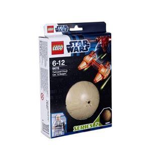 レゴジャパン 9678 ツインポッド・クラウド・カーと惑星べスピン 【LEGO】