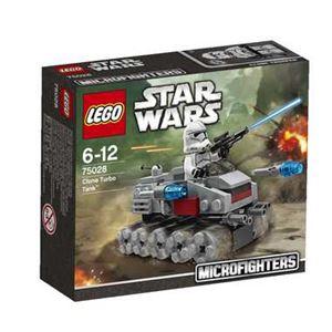 レゴジャパン 75028 マイクロファイター クローン・ターボ・タンク 【LEGO】