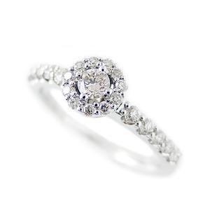 ダイヤモンド リング プラチナ Pt950 0.33ct ダイヤリング 0.33カラット 11号 ダイヤ 指輪 限定1点限り