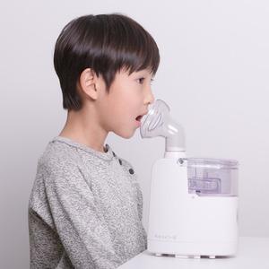 A&D(エーアンドデイ)口鼻両用 超音波温熱吸入器 ホットシャワー5 UN-135-B (ブルー)