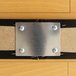 【トナリネ専用 連結金具】日本製 連結ベッド 照明付き フロアベッド  『Tonarine』トナリネの詳細ページへ
