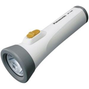 Panasonic(パナソニック) LED懐中電灯 BF-158BF-W 白