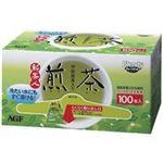 (業務用20セット) AGF 粉末茶新 茶人スティック 100本入 ×20セットの詳細ページへ