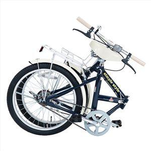 折り畳み自転車 シンプルスタイル H20BS 339-01M