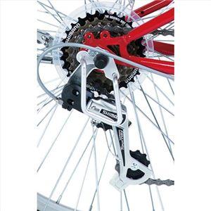折り畳み自転車 スウィツスポートF20W 6速 239-07M