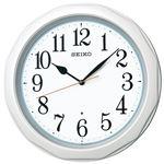 セイコークロック セイコー電波掛時計 KX812Wの詳細ページへ